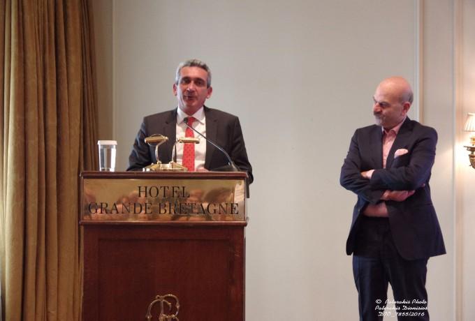 O κ. Γ. Χατζημάρκος, Περιφερειάρχης Νοτίου Αιγαίου χαιρετίζει την πρωτοβουλία Δώδεκα